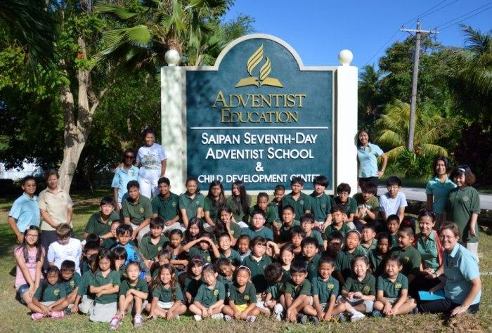 Saipan SDA School