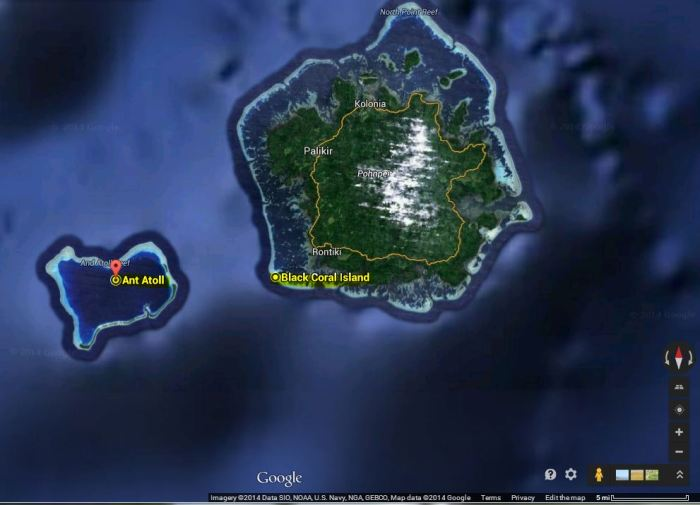 Pohnpei Ant Atoll
