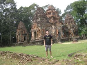 Timothy Giang - Cambodia