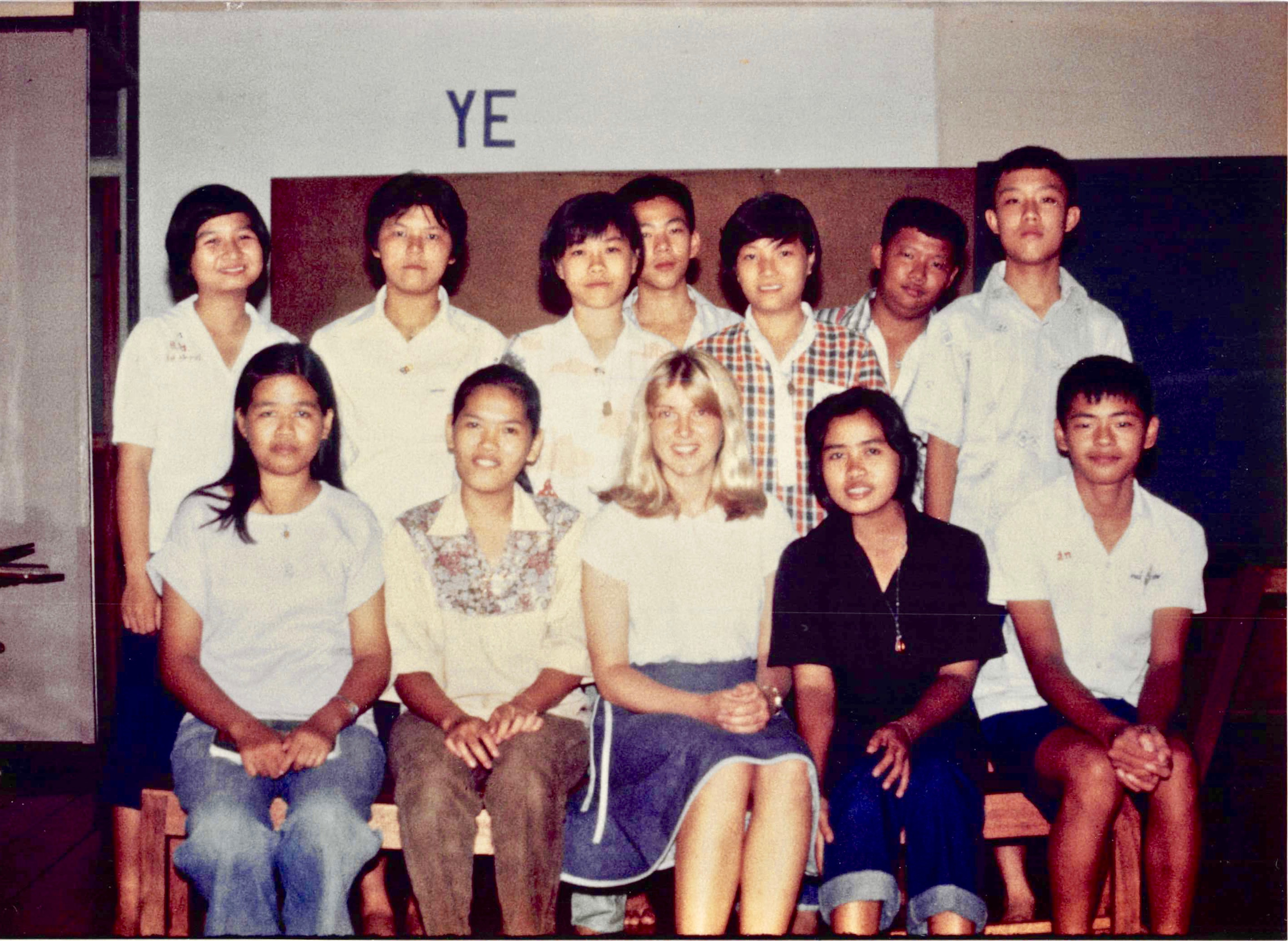 Adventist missionary positions thailand